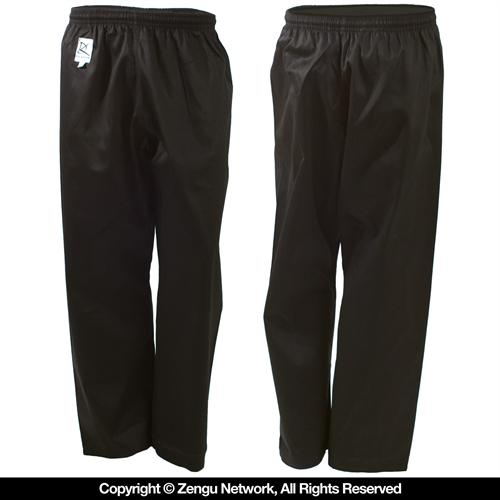 KD Elite Black Karate Pants